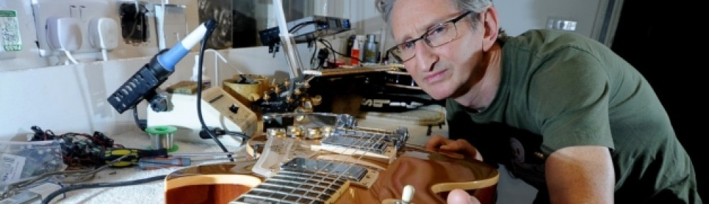 Single Coil Guitar Repairs